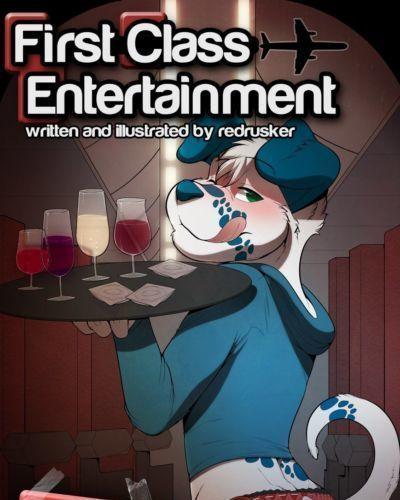 RedRusker First Class Entertainment WIP