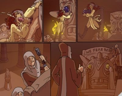 Trudy Cooper Oglaf Ongoing - part 4