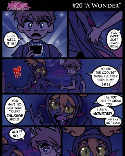 Brandon Shane The Monster Under the Bed Ongoing - part 2