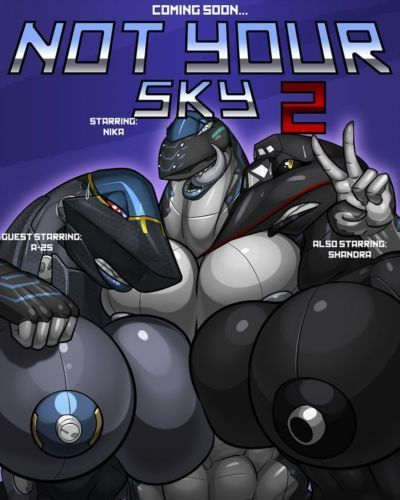 renthedragon Not Your Sky 2 Ongoing