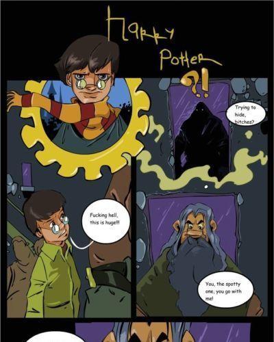แฮรี่ สืบทอดตระกูลพอตเตอร์ - ดึงดูด เซ็กส์ - ส่วนหนึ่ง 3