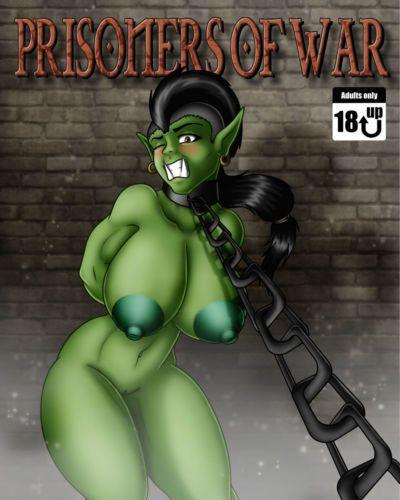 evilrick Gefangene der Krieg