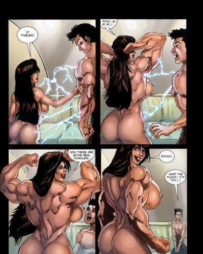 Порно комиксы мультяшки