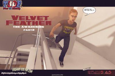 Y3DF- Velvet Feather 2