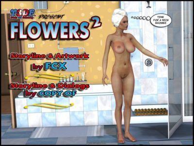 Y3DF- The Flowers 2