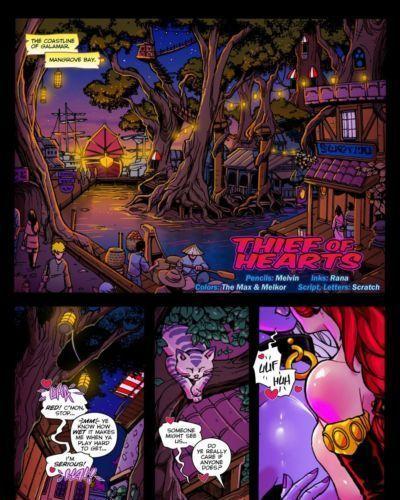 Thief of Hearts- Mana World