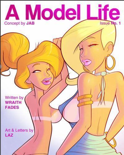 Jab Comix - A Model Life