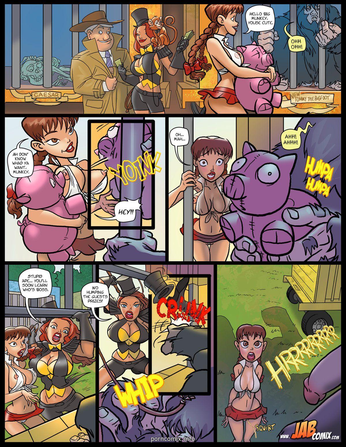 Farm Lessons Jab Comics Simple jab comix - farm lessons 18 - part 2 at cartoonporn.pics