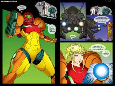 [jacques00] Morphball Acquired (Metroid)