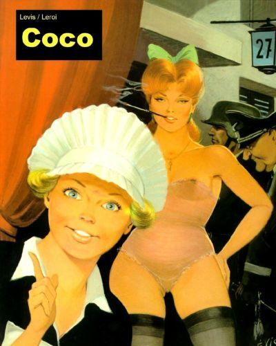 [Francis Leroi- Georges Levis] Coco - Volume #1 [English]