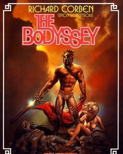 [Richard Corben] The Bodyssey [English]