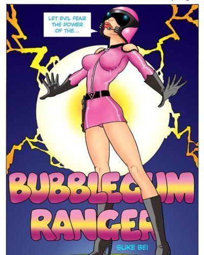 [Suke Bei] Bubblegum Ranger