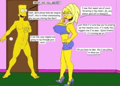 [The Fear] Never Ending Porn Story (The Simpsons) - part 2