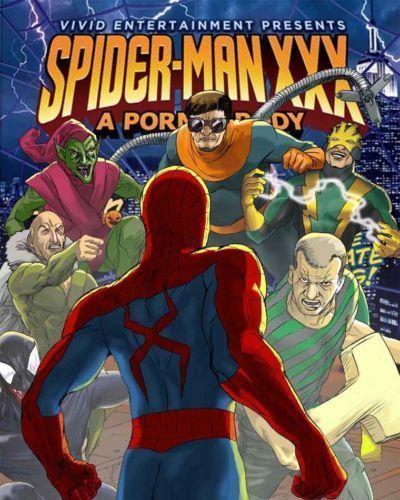 [Matt*Core] Spider-Man XXX (Spider-Man)