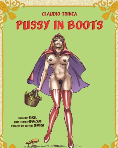[Claudio Trinca] Pussy In Boots [English]