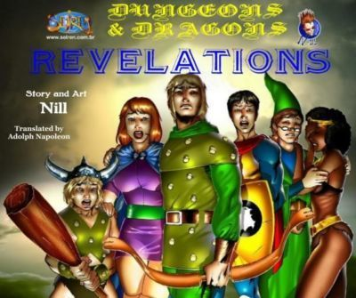 [Nill] Revelations (Dungeons and Dragons) [English] {Adolph Napoleon}