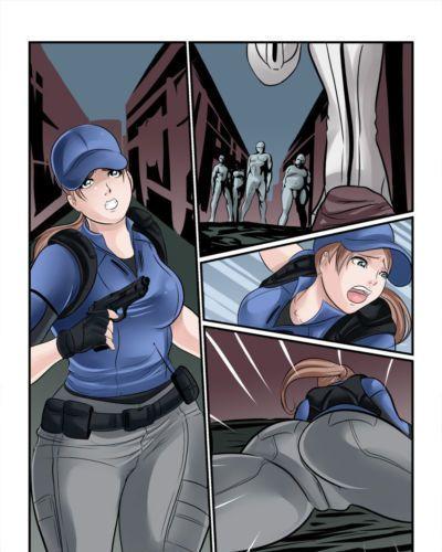 Resident evil Jill surivor - english -
