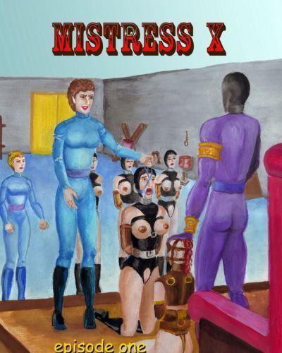 [Ldg69] Mistress X #1