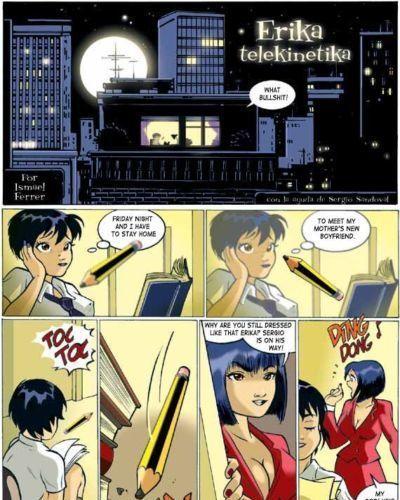 Erika Telekinetika 1-8 by Ismael Ferrer (English Translation)
