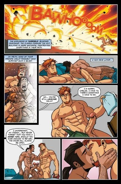 Naked Justice - Beginnings 3 - part 2