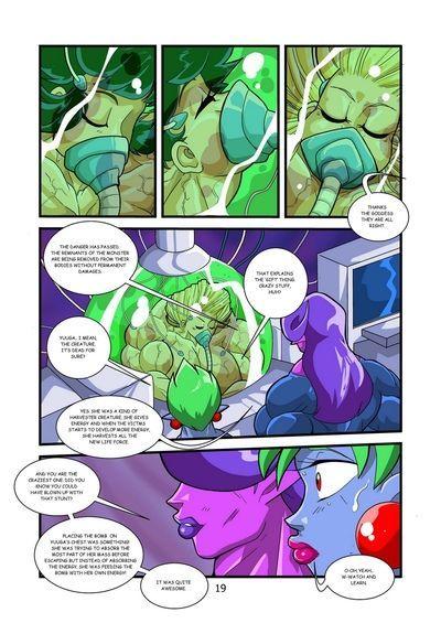 Lizard Orbs 12 - part 2