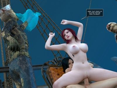 Mad Alyss 4 - Ghost Ship - part 4