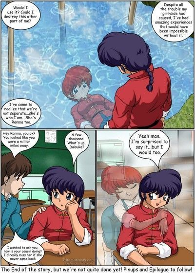 For Love Of A Girl Side - part 5