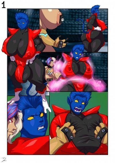 X-men หนังโป๊