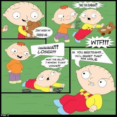 Family Guy - Baby\