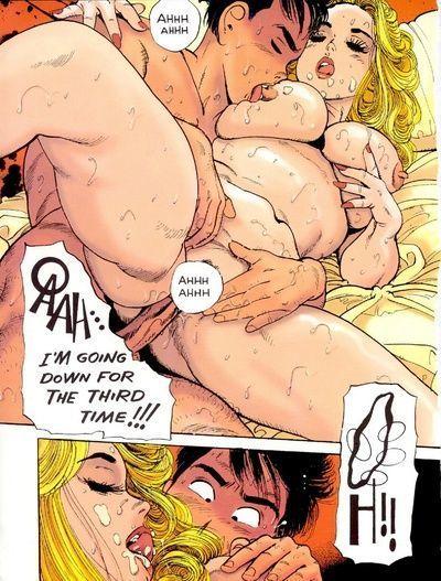 порно комикс мисс дд
