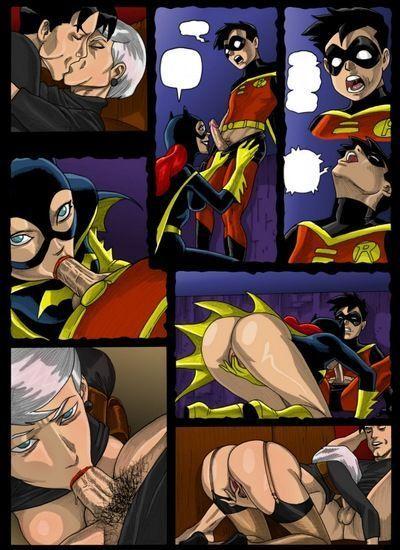 Batman Beyond - Forbidden Affairs 1 - part 2