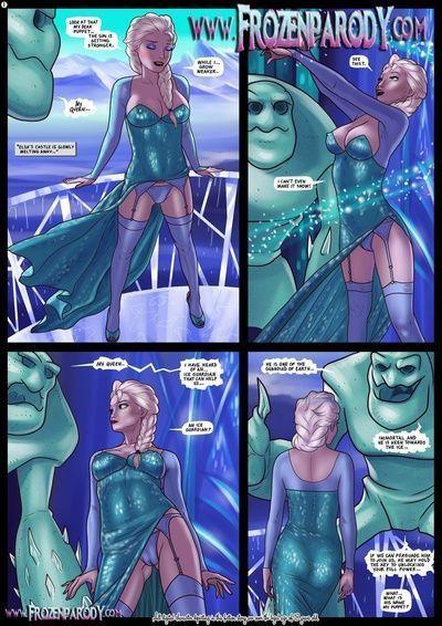 Elsa gặp Jack