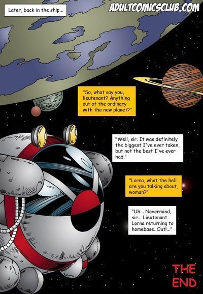 Lorna Space Encounter - part 2