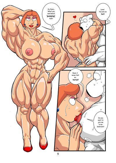 Fanatixxx 3 - Muscle Madness 1