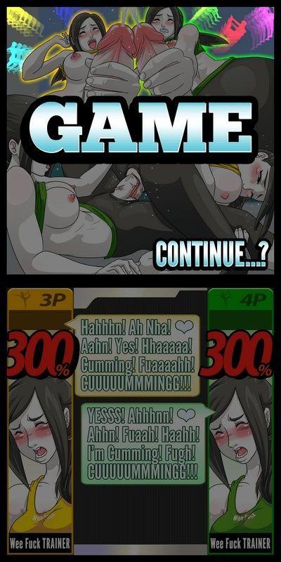 Super Sexual Battle Mirror Match 2 - Plach - part 2