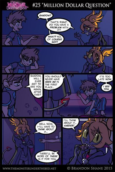 [Brandon Shane] The Monster Under the Bed [Ongoing] - part 2