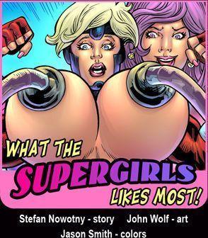 what the super girls like