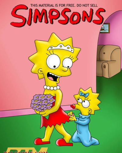 [Escoria] Charming Sister (The Simpsons)