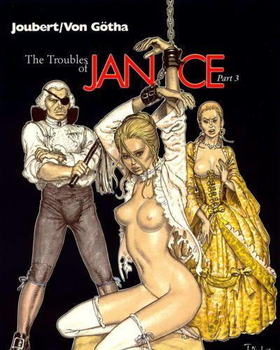 [Erich Von Gotha] The Troubles of Janice - Volume #3 [English]