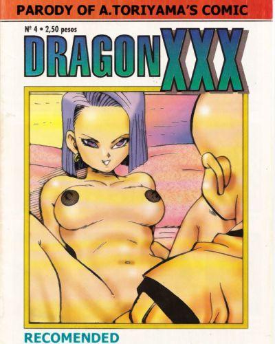 Dragon XXX [ENG] [Colored]