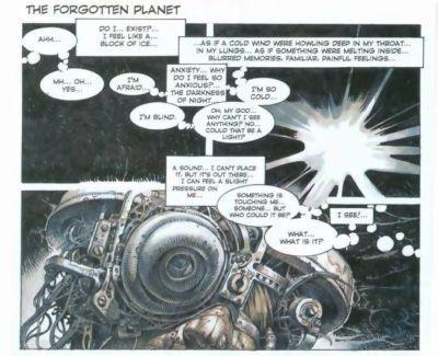 [Paolo Eleuteri Serpieri] Druuna 7 - The Forgotten Planet [English]