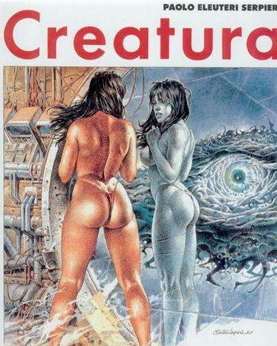 [Paolo Serpieri] Druuna 3 - Creatura [English]