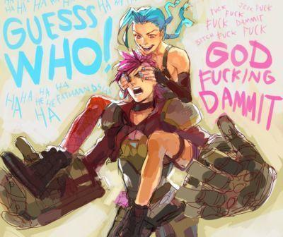 [Suqling] LoL Fancomic