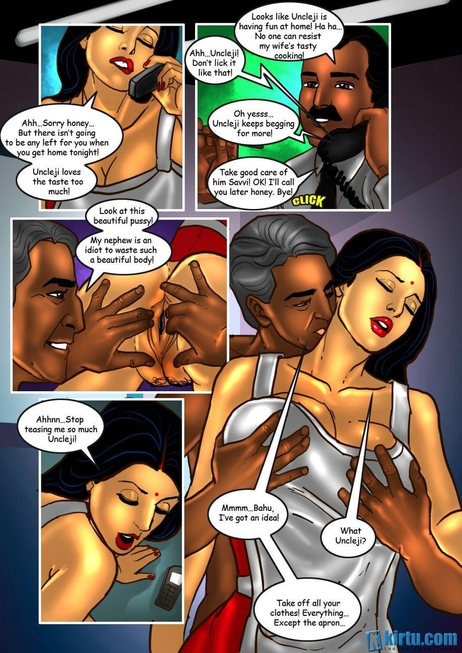 seks bhabhi Komik savita