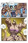 Kartoon Warz 2 - Bikini Party