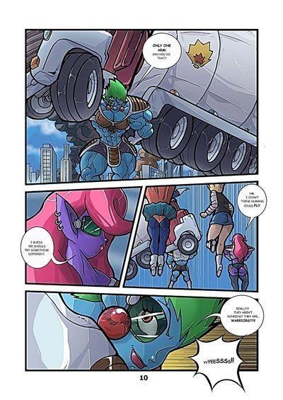 ящерица шары 1 - В Вторжение
