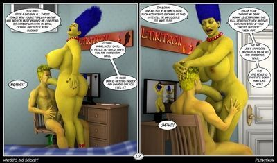Marge\\\