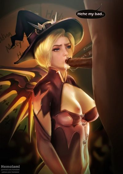 Halloween Party With Mercy