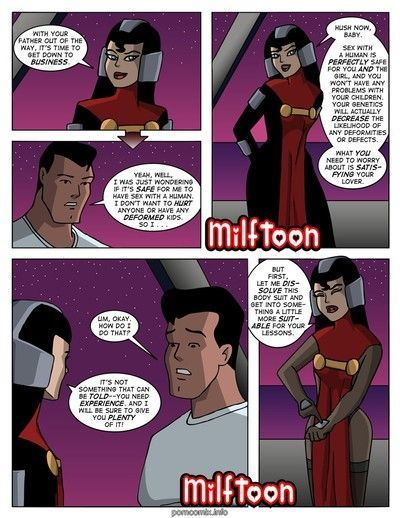 milftoon - सुरक्षित सेक्स