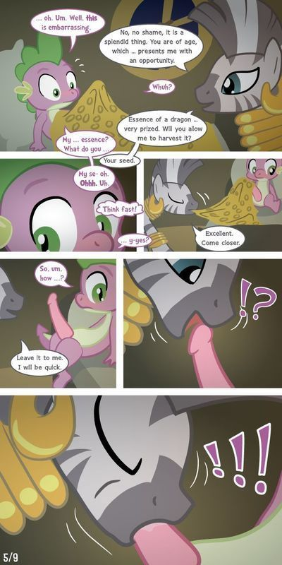 [Syoee_B] Initiations (My Little Pony)